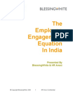 Employee Engagement Report 2008