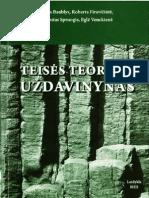 Linas.baublys. .Teises.teorijos.uzdavinynas.2011.LT