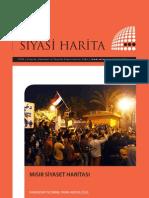 SETA-Misir Siyasi Haritasi