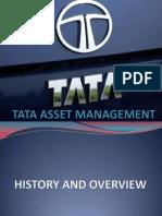 Tata Asset Management(Ppt)