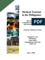 Philippine Medical Tourism 2008