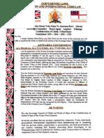 Aotearoa Proclamation