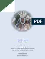 Programa de Actos Virgen de La Cabeza de Malaga