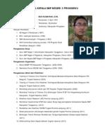Profil Kepala Smp Negeri 3 Pringsewu