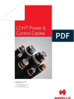 Havels Cable Catalogue