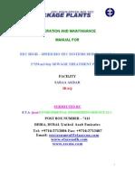 MBBR OM Manual-250