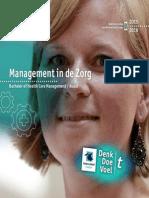 Management in de Zorg