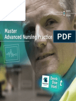 Master Advanced Nursing Practice