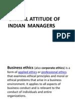 Busines Ethics Ppt