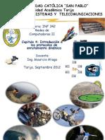 Capitulo 4 Introduccion a Los Protocolos de Enrutamiento Dinamico