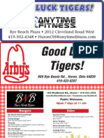 Huron Hometown News - Display Ads - September 13, 2012