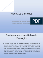Aula 15 e 16 Processos e Threads