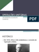 OPERAÇÕES UNITÁRIAS01