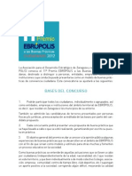 Bases 11premio Buenas Practicas Ebropolis