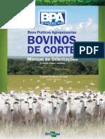 Apostila - Boas práticas agropecuárias em Bovinos de corte