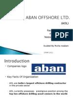 ABAN OFffshore 2003 Final