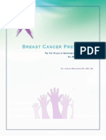 10 Steps Prev Breast Cancer