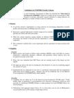 FacultyScheme Guidelines