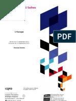 Les Français et le mécanisme européen de stabilité