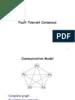 חישוב מבוזר- הרצאה 7 | FT Consensus Crash