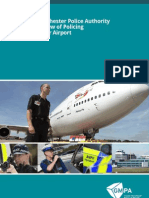 GMPA Scrutiny Review of Policing at Manchester Airport