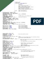 Database Params