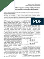 Analiza pracy falowników napięcia z twardą i miękką komutacją w kontekście kompatybilności elektromagnetycznej