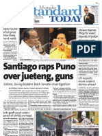 Manila Standard Today - Saturday (September 15, 2012) Issue