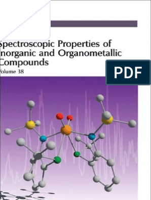 Spectroscopic Properties of Inorganic and Organic | Nuclear Magnetic