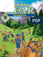 Bear Handbook - Boy Scouts of America