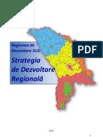 Proiectul Strategiei de Dezvoltare Regionala Sud actualizat