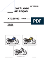 xt225 2002