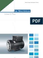 WEG-Generadores Sincronicos Catalogo