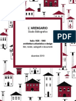 Catalogo Architettura 900