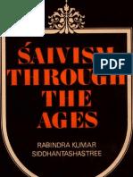 Shaivism Through the Ages - Rabindra Kumar SiddhantaShastri