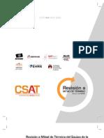 Revisión a Mitad de Término del Equipo de la Sociedad Civil para la Acción (CSAT)