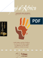 Mani d'Africa - Rapport o 2012