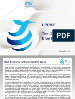 Blue Economy® Solutions launches UPRISE project - Englisch Edition