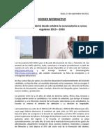 Dossier Informativo Eictv de Cuba