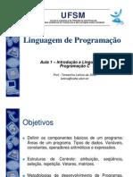Linguagem C Aula1-c