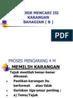 Bahagian B Formula