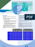 EST Fact Sheet - Wall Insulation
