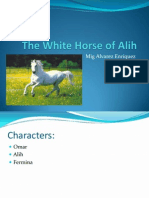 The White Horse of Alih