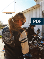 Harley Davidson Fall Catalog
