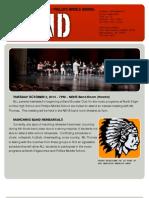Newsletter 9-13-12