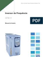 39- CFW-11 Manual Usuário
