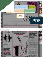 Von Verschwundenen Akten Und Erinnerungen - Dorian Grey - Ausgabe 35 - Erste Seite - 16. Mai 2012 Doriangrey