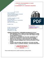 Condo Act Flyer REVISED