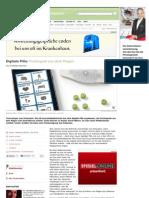 Strahlenfolter - Digitale Pille - Funksignal Aus Dem Magen - Www-spiegel-De