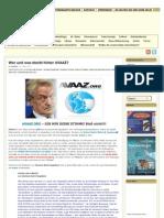 Mind Control - AVAAZ - Wer und was steckt hinter AVAAZ - weltweit größte Internetbewegung - www.politaia